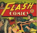 Flash Comics Vol 1 55