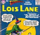 Superman's Girlfriend, Lois Lane Vol 1 1