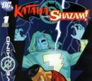 Outsiders: Five of a Kind - Katana/Shazam Vol 1 1