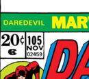 Daredevil Vol 1 105