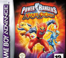 Power Rangers Ninja Storm (video game)