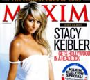 Stacy Keibler/Magazine covers