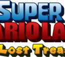Super Mario Land: The Lost Treasure