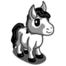 Black N White Mini Foal-icon.png