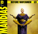 Before Watchmen: Ozymandias Vol 1
