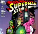 Superman: Secret Origin Vol 1 5
