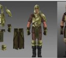 Bronze equipment