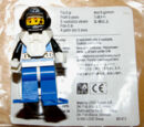 Aquanauts Minifigure Pocket Clip