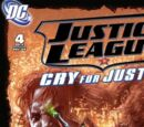 Justice League: Cry for Justice Vol 1 4