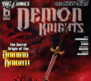 Demon Knights Vol 1 4
