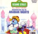 Scheherryzade and the Arabian Nights