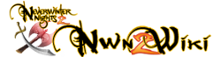 Neverwinter Nights 2 Wiki