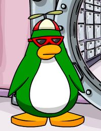 Club Penguin Art Gallery 200px-Rookie