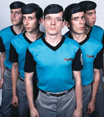 Devo's return signals a new commitment to artistic Duty now and for the future!