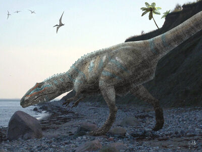 400px-Giganotosaurus_carolinii_by_taenadoman-d3hjfwp.jpg