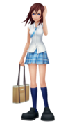 Kairi (School uniform) KHII