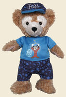 D23 Duffy the Disney Bear