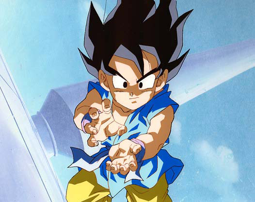 dragon ball gt goten. of Dragon Ball GT.