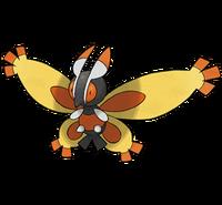 Se ha visto un Pokémon Salvaje: MOTHIM 200px-Mothim