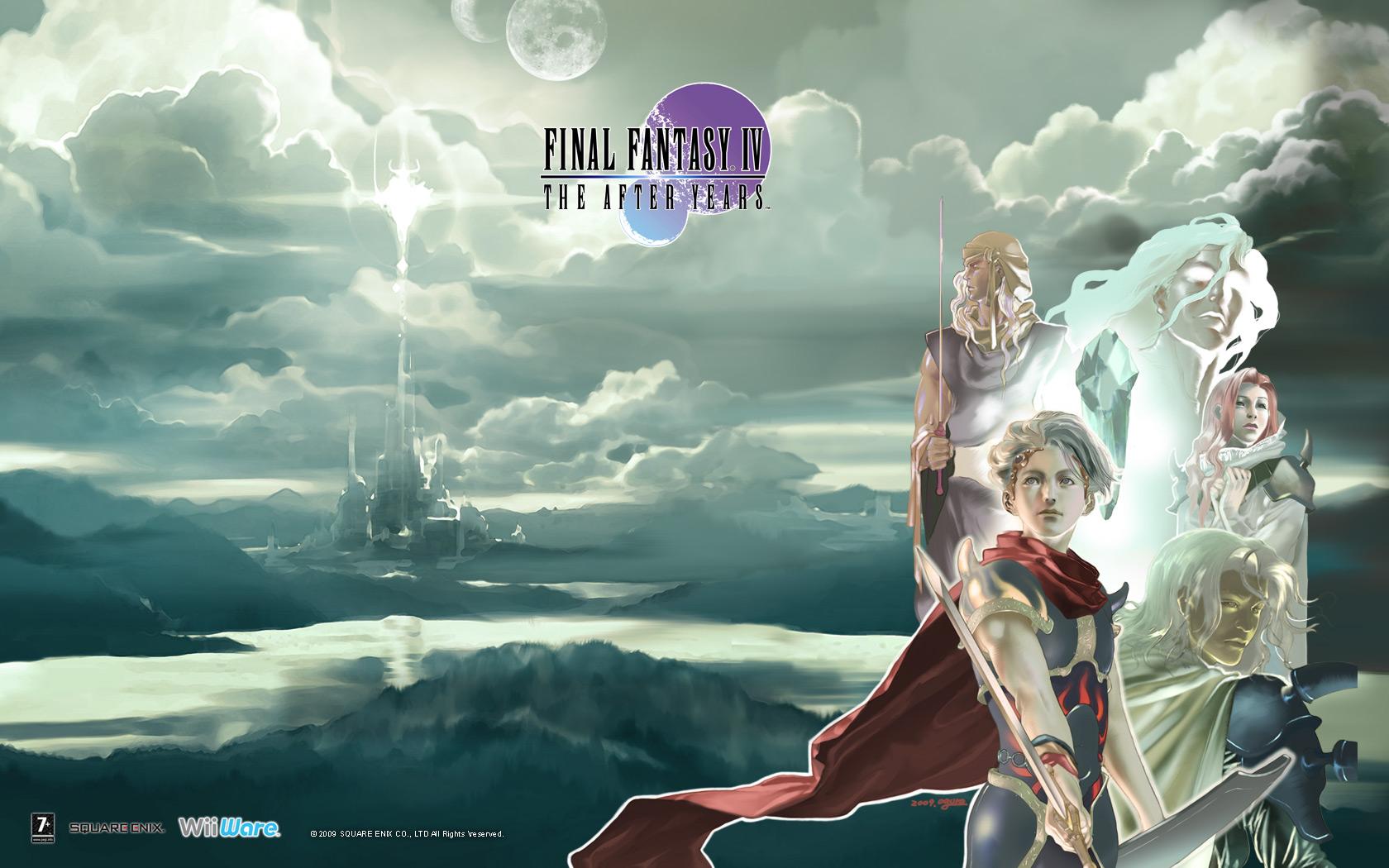 Final Fantasy 1 Wallpaper