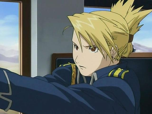 Cual personaje Femenino de cual anime te agrada mas y porque? Riza_Hawkeye