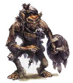 Goblin-kind
