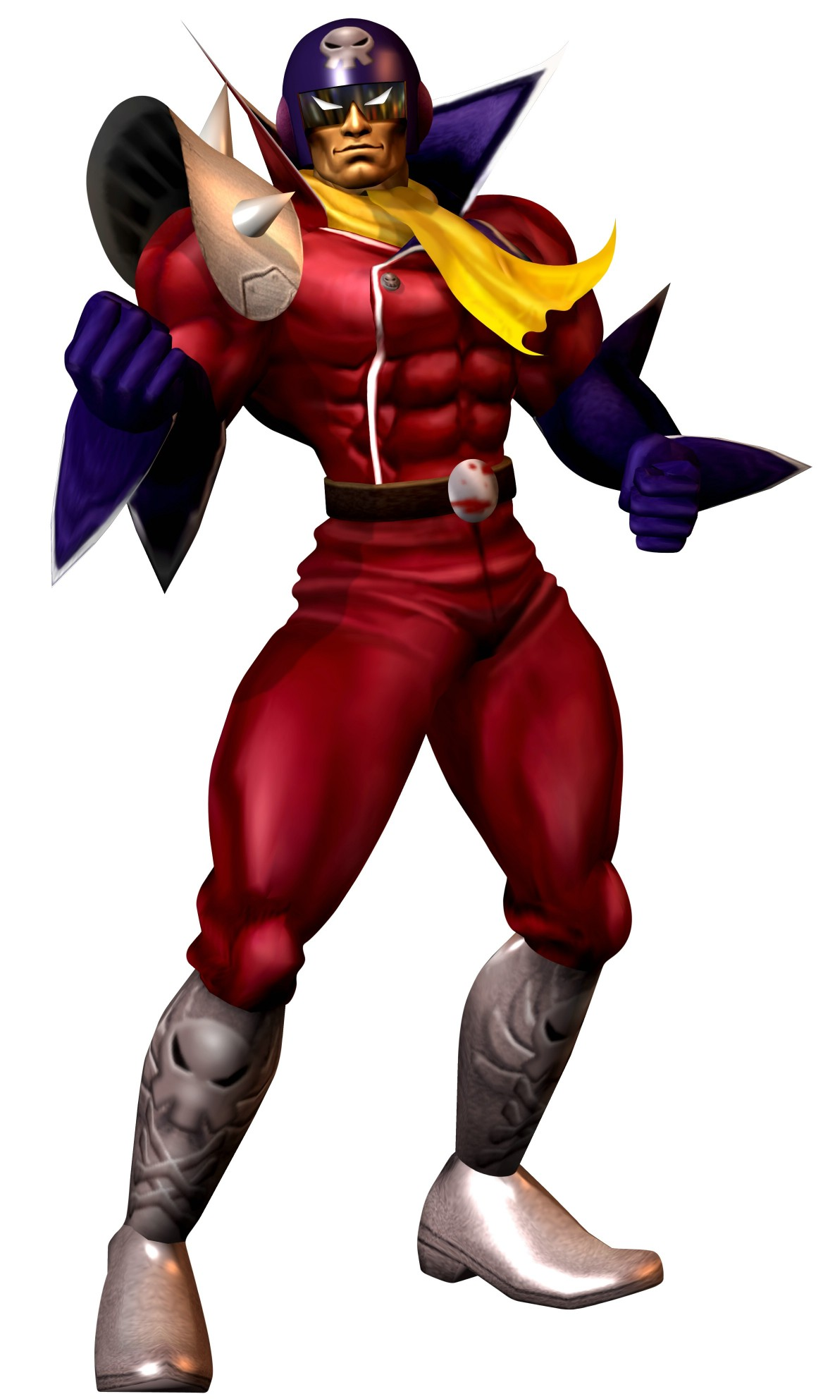 Lots Of People Have Evil Twins Captain Falcon Is No