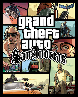 GTA: San Andreas Cover