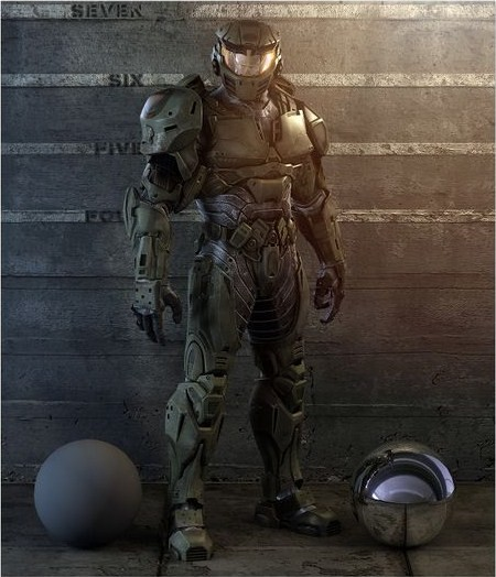Halo Mark 4 Request - Modelling - Forum