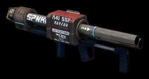 M19 Rocket Launcher