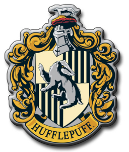Hufflepuffs Harry Potter 1