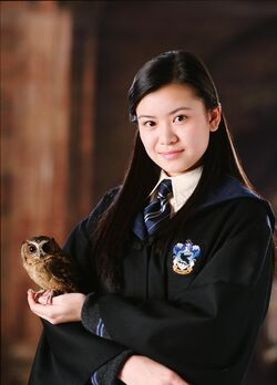 Cho Chang in Ravenclaw Uniform