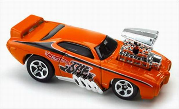 2003 Hot Wheels 045 1969 Pontiac GTO Judge