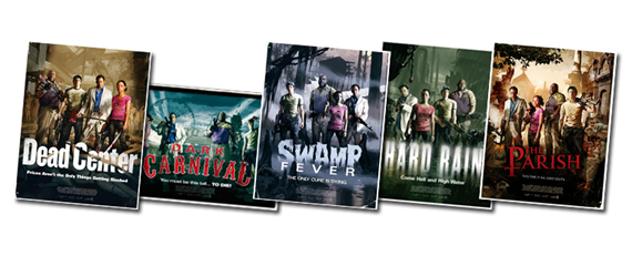 imagenes de zombies de juegos y peliculas