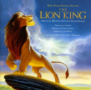 The Lion King - Bso--Front---www FreeCovers net-