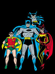 Читать комиксы Бэтмен онлайн