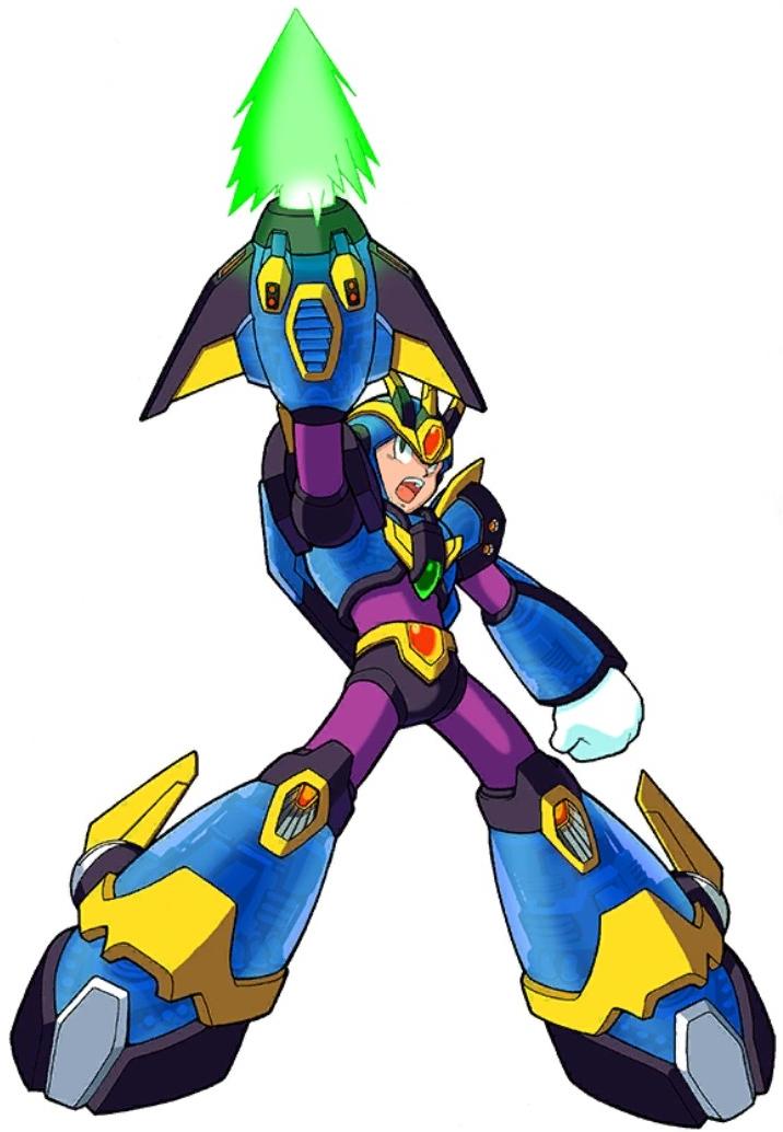 Mega Man > Thread > Top 10 MegaMan Characters