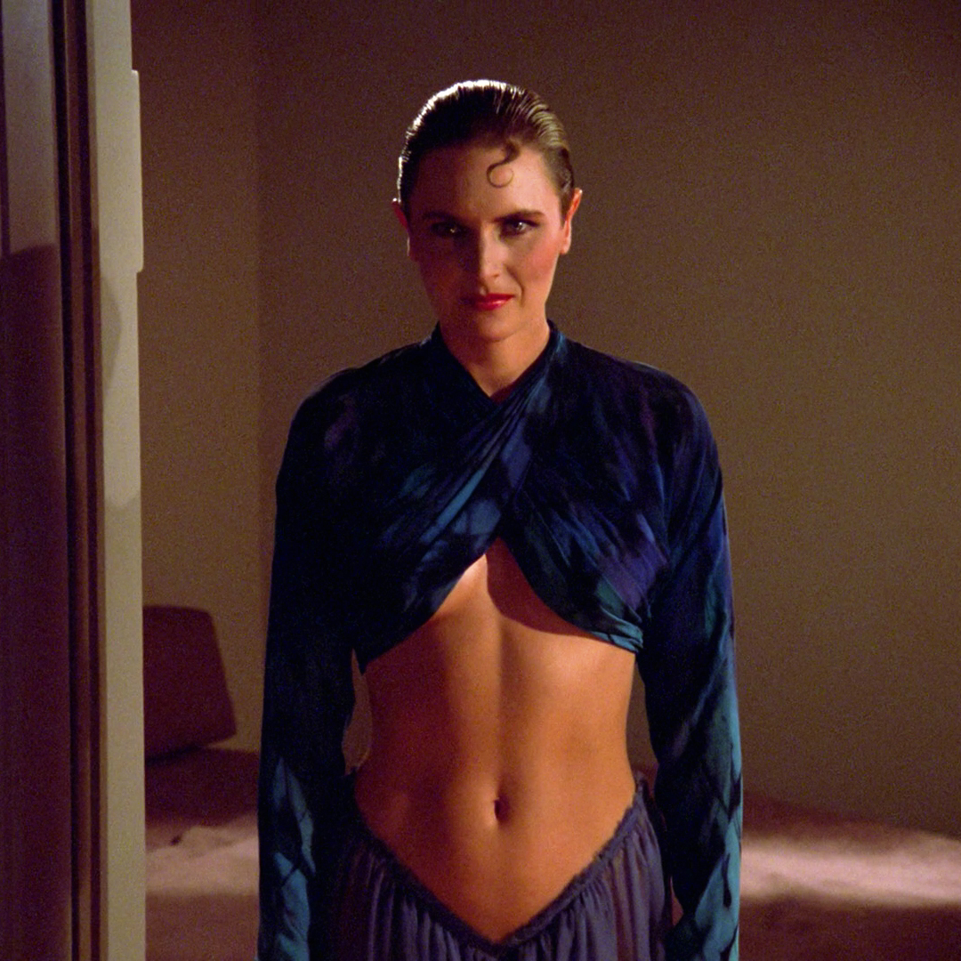 Sad Nerd Poll Who Was Hotter Tasha Yar Or Ishara Yar Wordforge