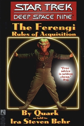Rules of Acquisition cover