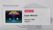 Super Metroid Wii U Virtual Console preview