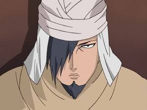 Yura Jonin ranked shinobi in Naruto Anime