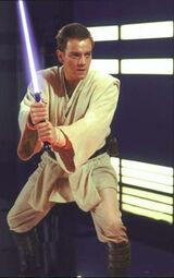 Оби-Ван Кеноби готовится к решающей схватке с Дартом Молом