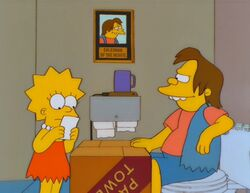 The Simpsons 1007 Lisa Gets an A