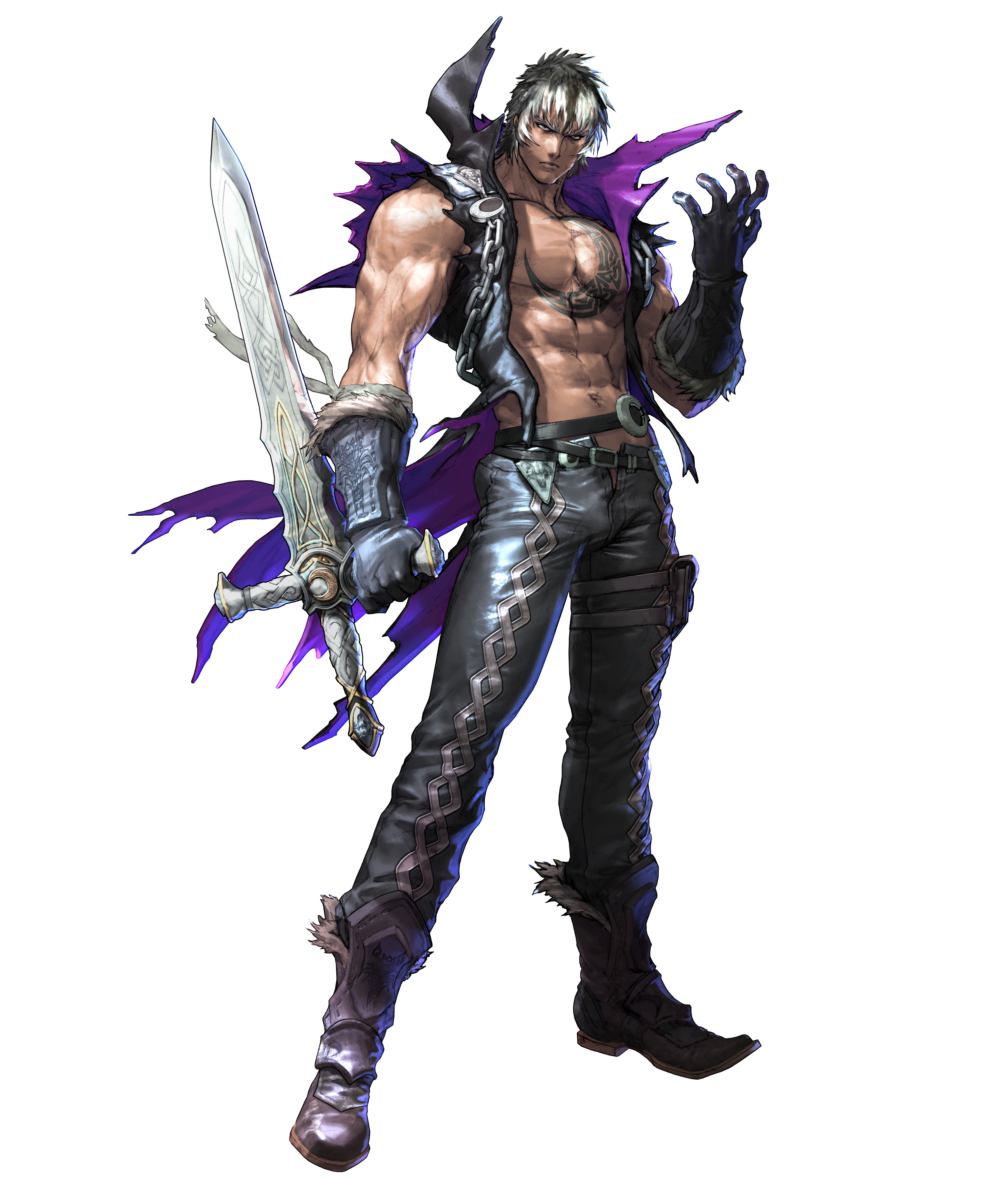 Soulcalibur V / Characters - TV Tropes