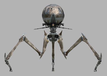 Assault Variant Tri-droid