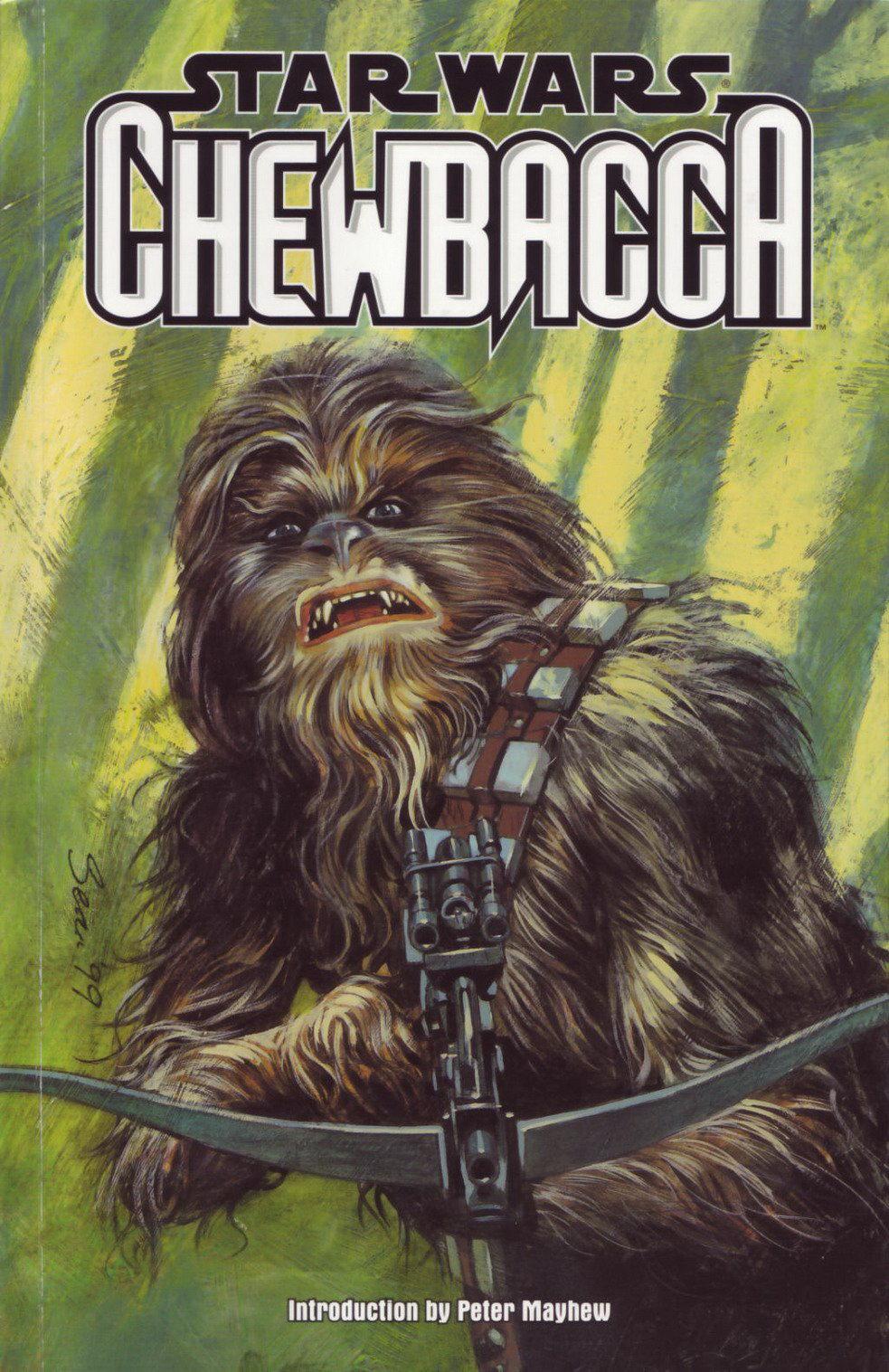 Star Wars   Chewbacca (Dark Horse 2001)   TPB preview 0