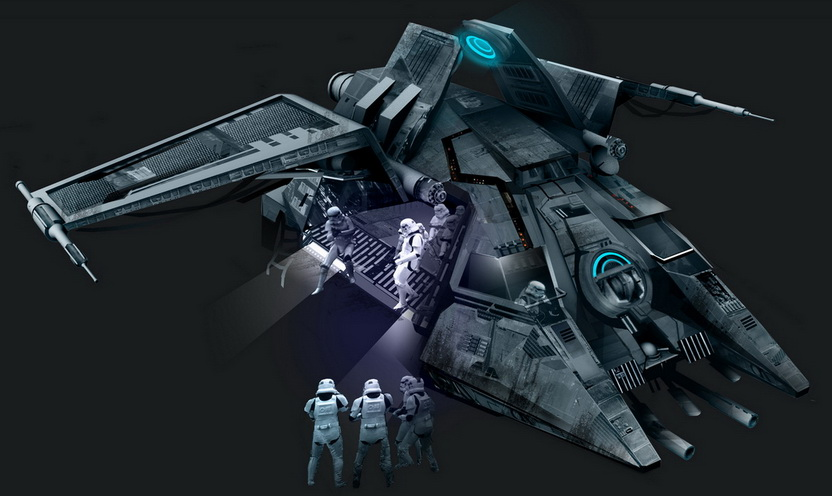 Vehicles Imperial_dropship_transport