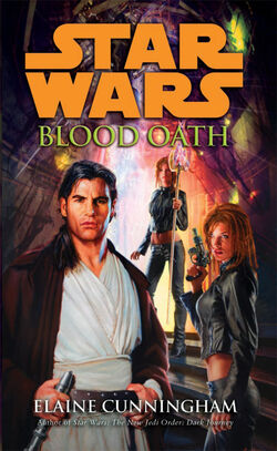 Blood Oath: Daves upcoming novel cover