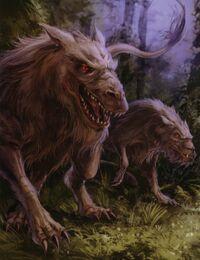 Criaturas: Voxyn 200px-Vornskr_EGF