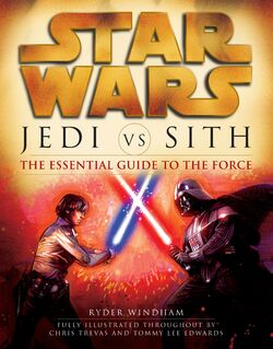 Jedi vs. Sith, whos cover was made by Edwards.